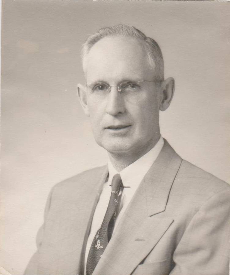 Southard in 1950