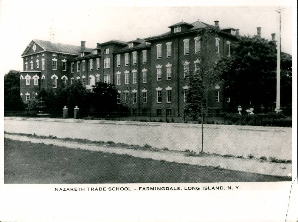 Conklin Street Campus, formerly known as the Nazareth Trade School