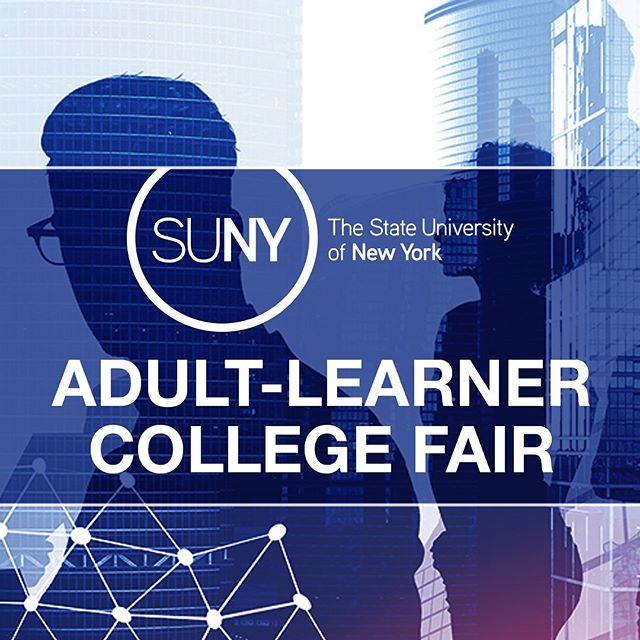 Adult-Learner College Fair