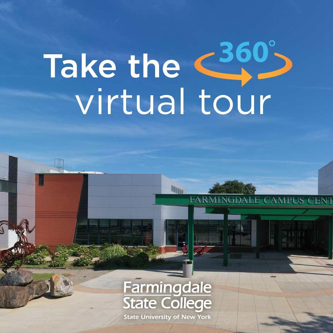 Take the 360 virtual tour