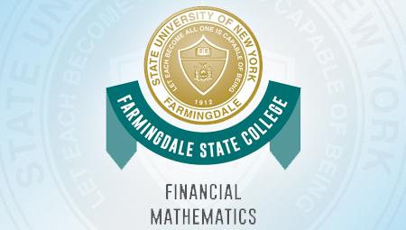 financial mathematics badge