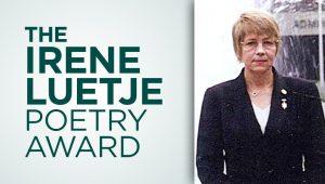 Irene Luetje Poetry Contest